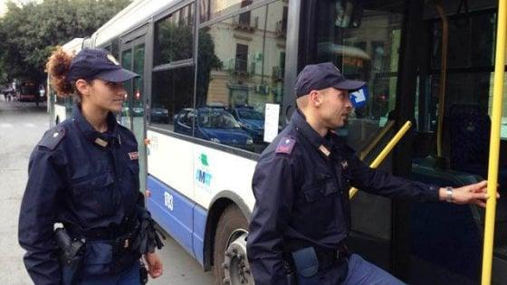 Autista Amat aggredito a Palermo, arrestato un giovane