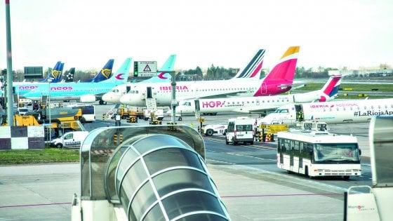 Coronavirus, aeroporti vuoti: Aviation Services dichiara 462 esuberi, 25 a Catania