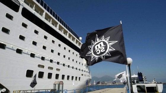 Coronavirus, Musumeci:  alt allo sbarco dei crocieristi a Messina. Ma la sua richiesta non viene accolta