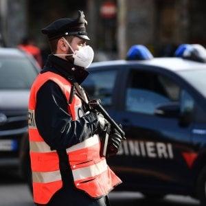 Coronavirus, dieci contagiati nella caserma dei carabinieri a Palermo