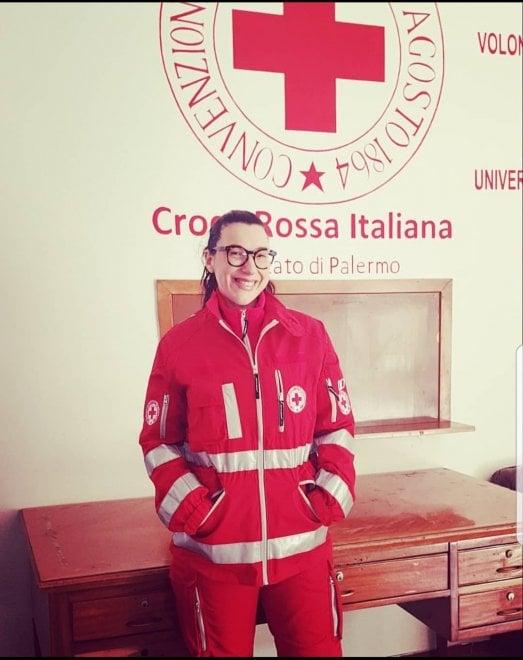 Coronavirus Palermo, la voce soul Daria Biancardi torna a fare la volontaria Cri