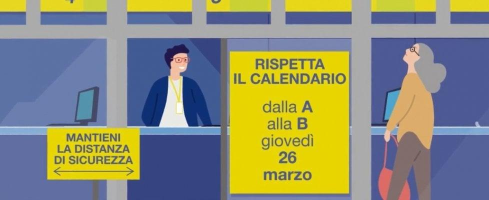 Coronavirus Sicilia, al via il pagamento scaglionato delle pensioni alle poste: le istruzioni e gli uffici