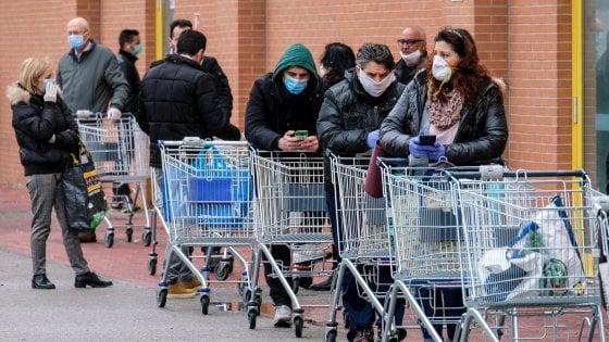 Coronavirus Palermo, allo Zen Conca d'Oro e carabinieri distribuiranno tremila euro di buoni spesa