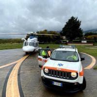 L'aereo della polizia da Roma a Palermo con le 10mila mascherine per il 118