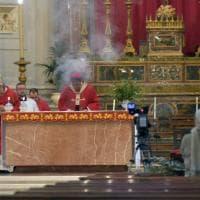 Palermo, domenica delle Palme a porte chiuse: la messa in streaming di Lorefice  in cattedrale