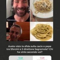 Palermo, sfida gastronomica a distanza tra Sforzini e Sagramola