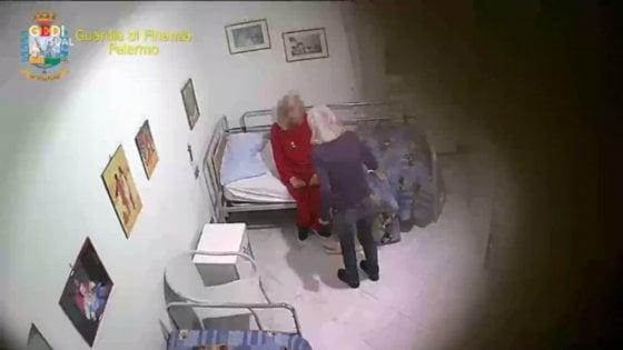 Palermo, scoperta casa di riposo lager: 6 arresti. Anziani maltrattati, si indaga sulla morte di una donna