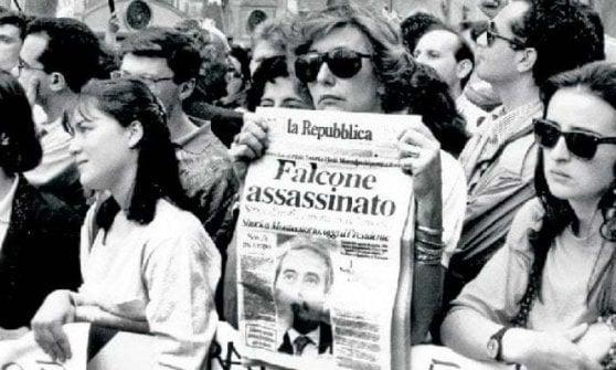 Palermo, l'anniversario della strage di Capaci quest'anno si vive dai balconi