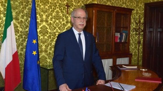 Palermo, si è insediato il nuovo prefetto Giuseppe Forlani