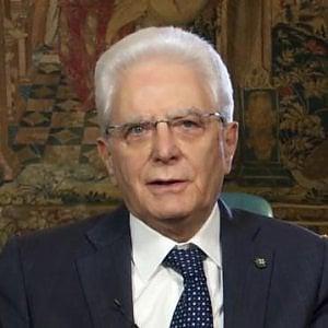 """Mattarella: """"Dalle stragi del '92 è nata la reazione della società alla mafia"""""""