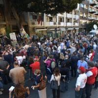 """Palermo, il giorno di Falcone richiama la folla: """"Mantenete le distanze"""""""