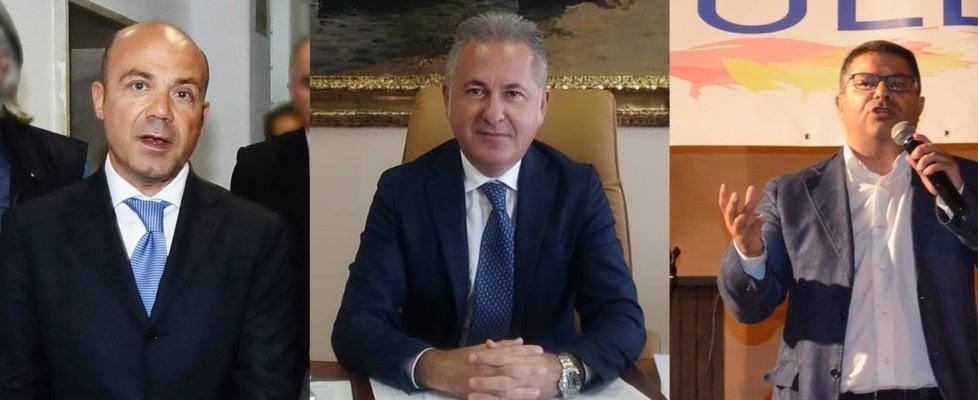Corruzione nella sanità, Damiani e Manganaro non rispondono al gip. Sequestrati tutti i faldoni delle gare affidate negli ultimi anni