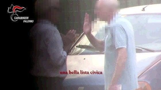 Palermo, i boss volevano lanciare una lista civica, 8 arrest