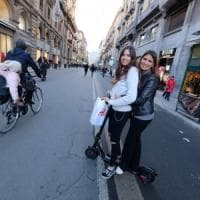 Palermo, torna domenica l'isola pedonale di via Ruggero Settimo