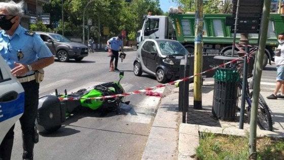 Palermo, morto in ospedale medico coinvolto nell'incidente di via Libertà
