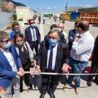 Palermo, apre il quinto centro di raccolta per rifiuti differenziati