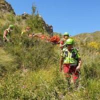 Palermo, sette escursionisti smarriti a Pizzo Manolfo: salvati dal soccorso