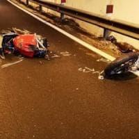 Messina, motociclista perde la vita schiantandosi in autostrada