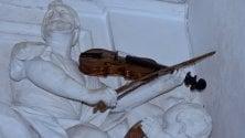 Gli strumenti musicali riprodotti per l'Oratorio San Lorenzo