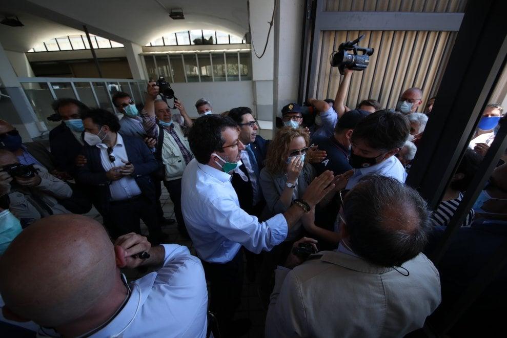 Da Bagheria a Barcellona Pozzo di Gotto, il tour di Salvini in Sicilia