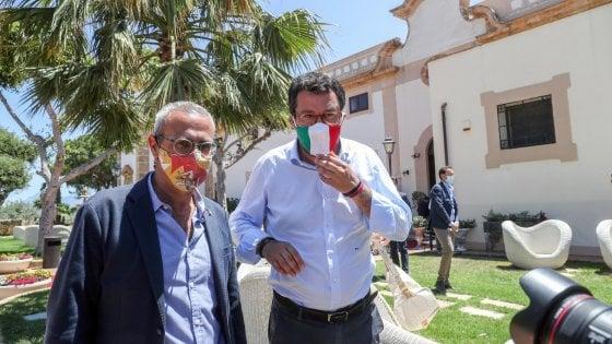 """Sicilia, quando Samonà diceva """"Boia chi molla"""" e attaccava i centristi: """"Mi fanno vomitare"""""""