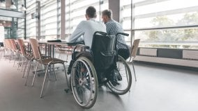 Caregiver, per i disabili un supporto mancato durante il lockdown   di PATRIZIA GARIFFO