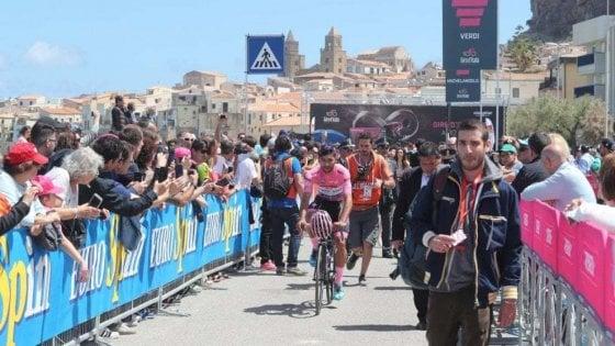 Giro d'Italia, sulla partenza da Palermo scontro con giallo fra sindaco e assessore regionale
