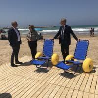 Ragusa, undici spiagge accessibili a tutti per un mare senza barriere