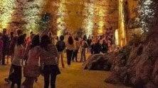 Siracusa, visite serali    al parco archeologico