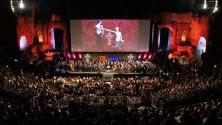 """L'estate di Taormina   Lavia dirigerà """"Medea""""  concerti per Beethoven"""