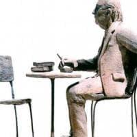 Agrigento, una statua di Camilleri per ricordare lo scrittore