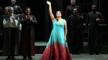 La star della lirica  Anna Netrebko  canterà al Verdura