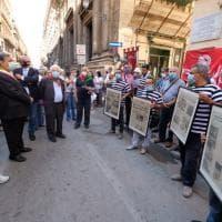Palermo, il ricordo di Fillea e Anpi per le quattro vittime della strage dell'8 luglio 1960