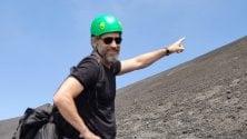 "Coster-Waldau    dal ""Trono di spade"" all'Etna"