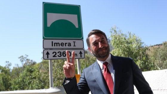 """Il nuovo Cancelleri di governo: """"Ora il tunnel sotto lo Stretto di Messina"""""""