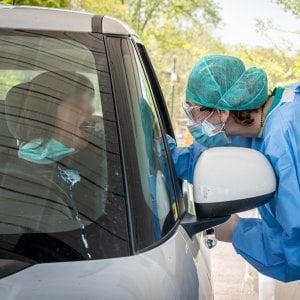 Coronavirus, dieci casi in più in Sicilia: rispetto a ieri la curva scende