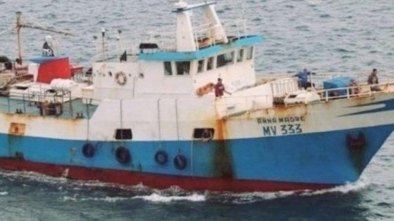 Due pescherecci di Mazara del Vallo sequestrati dai libici