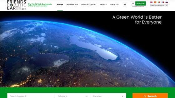 Nasce a Palermo la prima web community sull'economia green