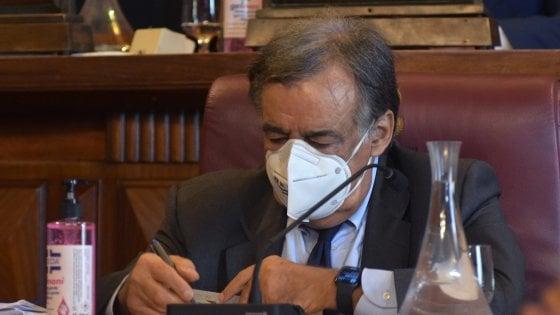 Palermo, bocciata la mozione di sfiducia al sindaco Leoluca Orlando