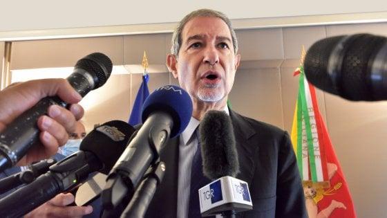 """Regione, Musumeci presenta piano per aiuti a famiglie e imprese: """"Pronti bandi per 278 milioni"""""""