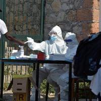 In Sicilia 108 nuovi contagiati, ricoverati in 224, 15 nelle terapie intensive.