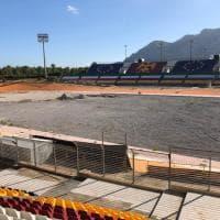 Palermo, lavori fermi da un anno, i progetti del velodromo sono da rifare