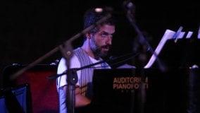 Wellber senza frontiere con Reuven  e Giordano allo Spasimo viaggio dal tango alla tarantella   Video     di GIGI RAZETE