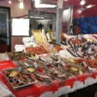 Palermo, sequestrati 200 chili di pesce a Ballarò