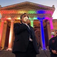 """""""Dalla parte dei diritti"""": Palermo si schiera contro l'omotransfobia"""