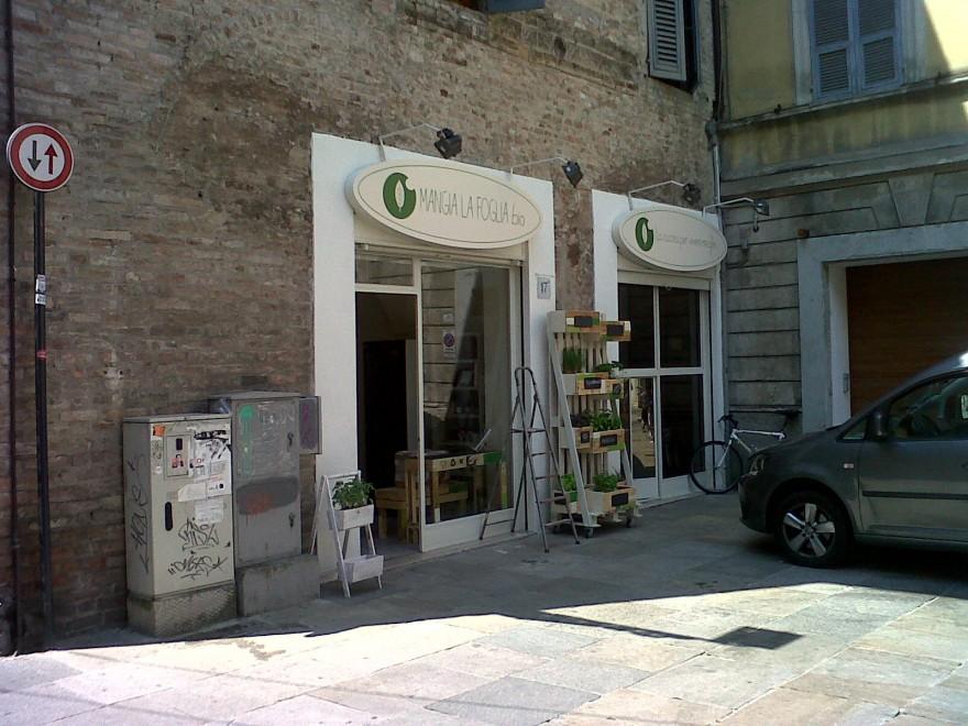 Nuovo negozio Bio in via Bixio - la Repubblica