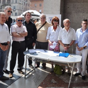 Petizione per la sicurezza raccolte 2mila firme