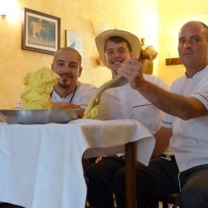 Cucina di qualità va in strada, chef parmigiani a Copenaghen