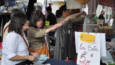 """Mercato, Dall'Olio: """"Per la Ghiaia ci vogliono progetti, non solo annunci""""    Il trasloco da via Verdi   /   Foto   /   Video"""