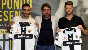 """Parma Calcio, presentati Lodi e Costa Leonardi: """"Nessun caso Cassano"""""""
